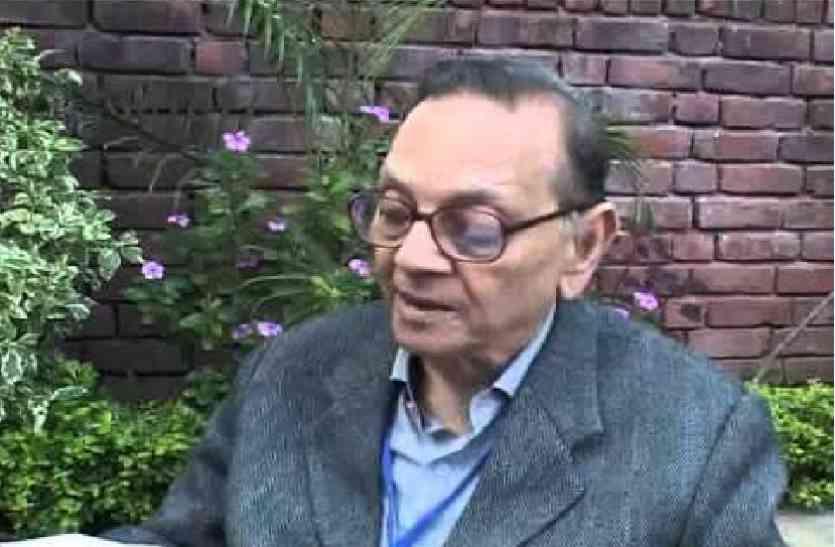 फिल्म और कविता को समान मानते थे हिंदी के वरिष्ठ कवि कुंवर नारायण