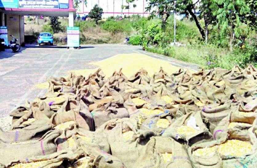 मण्डी प्रबंधन और व्यापारियों में ठनी