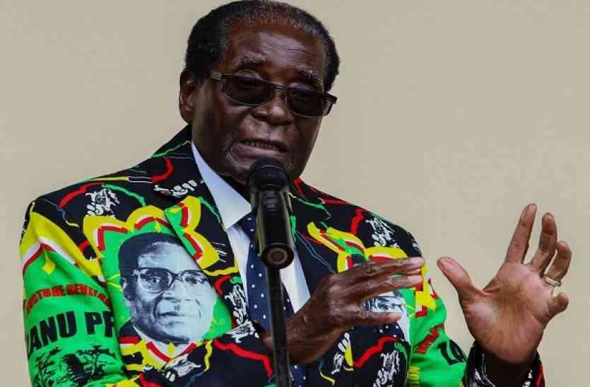 जिम्बाब्वे: हिरासत में लिए गए राष्ट्रपति रॉबर्ट मुगाबे, सेना ने कहा- तख्तापटल नहीं
