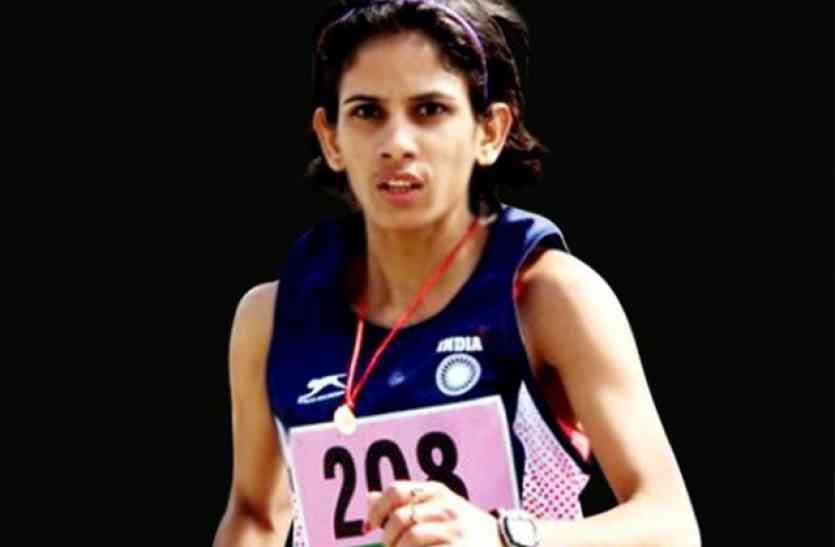 ओलंपिक की हार का मलाल छोड़ देश के लिए पदक जीतने में फिर जुटीं राजस्थान की सपना पूनिया