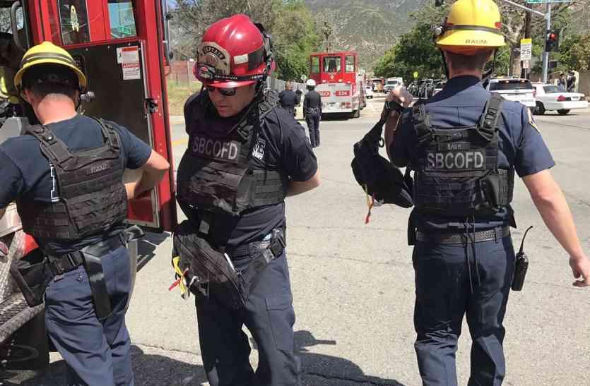 कैलिफोर्निया में स्कूल पर गोलीबारी, 5 की मौत, हमलावर मारा गया