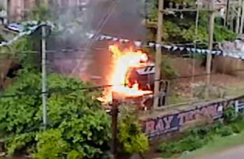 'बिजली बम' की जांच अब एमएनआईटी को, शाहपुरा के खातोलाई में लील चुका है 20 लोगों की जान