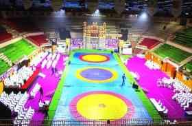इंदौर नेशनल कुश्ती में फोगाट बहनें जीतकर पहुंची दूसरे राउंड में