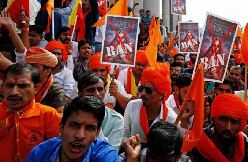 padmavati controversy: 1 दिसंबर को भारत बंद का ऐलान