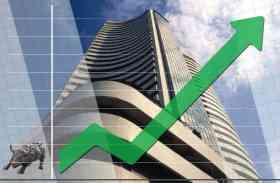 मूडीज के रेटिंग ने बढ़ाई बाजार की तेजी, सेंसेक्स 350 अंक उछला, निफ्टी भी 10,300 के पार