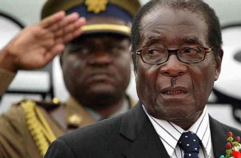 जिम्बाब्वे: मुगाबे सत्तारूढ़ दल के अध्यक्ष पद से बर्खास्त, अब मननगाग्वा संभालेंगे कमान
