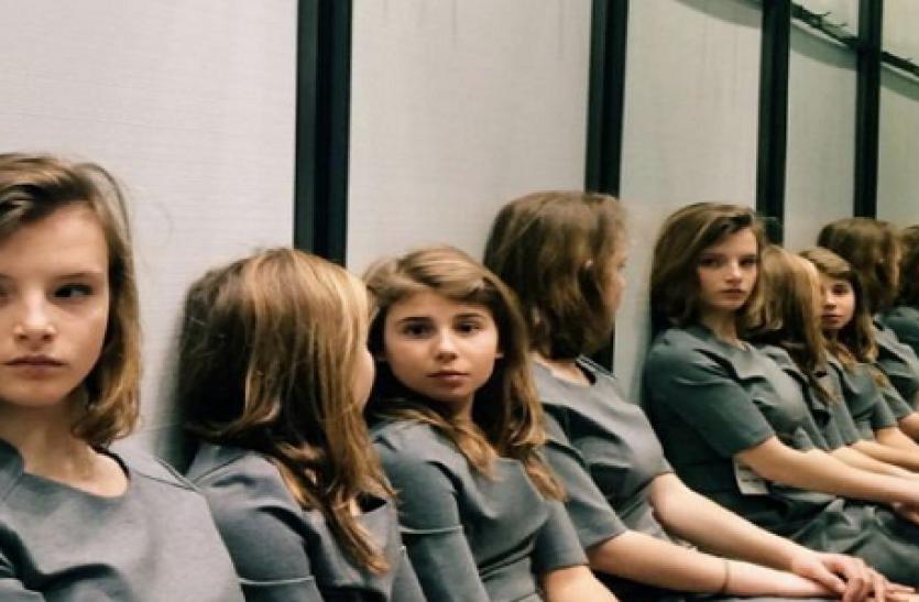 इस तस्वीर से दुनिया है हैरान, लाखों लोग नहीं बता सके हैं इन लड़कियों की कितनी है संख्या, क्या आप लगायेंगे अपना दिमाग?