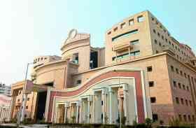 खुद बीमार पड़ा है 800 करोड़ की लागत से बना मेडिकल कॉलेज