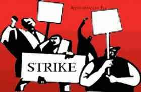 छत्तीसगढ़ में एक लाख 80 हजार शिक्षाकर्मी हड़ताल पर
