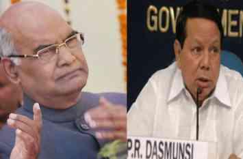 कांग्रेस के दिवगंत नेता प्रियरंजन दासमुंशी का खेल से ऐसा क्या था रिश्ता, जिसका राष्ट्रपति कोविंद ने ट्वीट में किया जिक्र