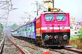 उत्तर रेलवे में ब्लॉक से गाडिय़ों पर असर
