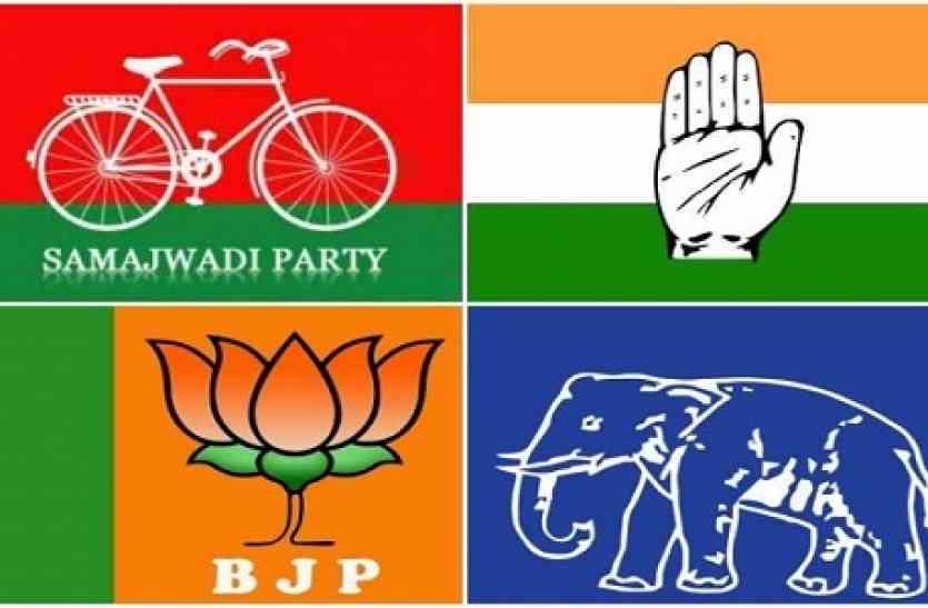 UP By Election 2018 Live Results Update : फूलपुर और गोरखपुर में समाजवादी पार्टी को निर्णायक बढ़त, भाजपा 22000 मतों से पिछड़ी
