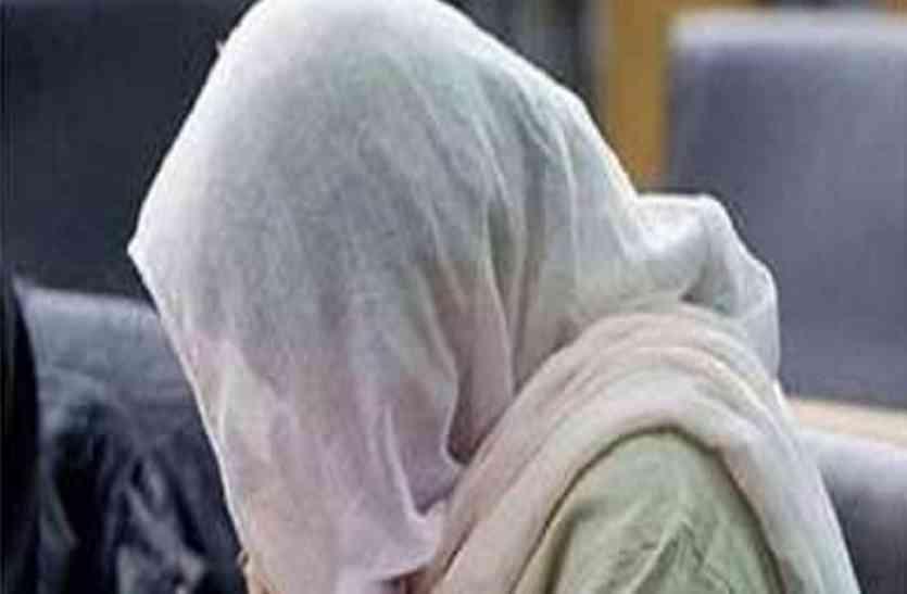 विवाहिता के साथ ससुराल वालों ने किया हद, जेठ ने उसके साथ किया...