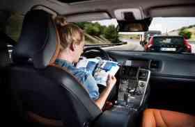 सेल्फ ड्राइविंग कार से आएगा लोगों की जिंदगी में बदलाव