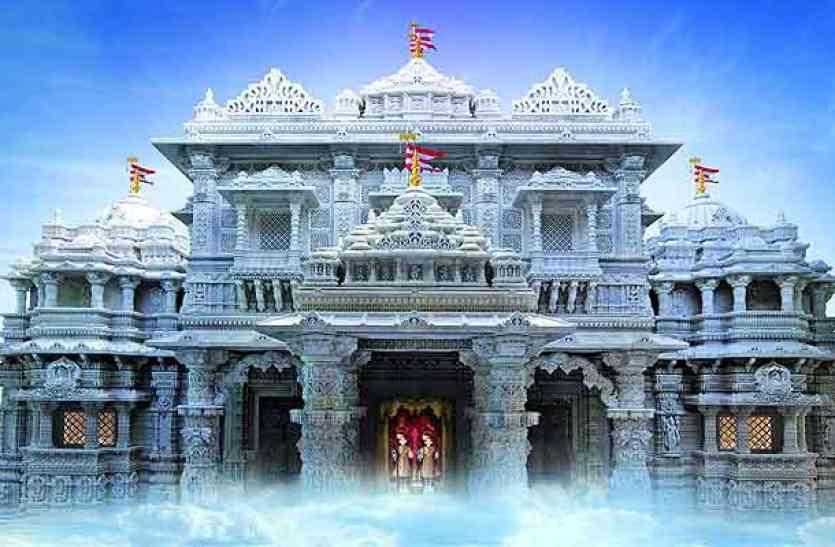 इस देश में हो रहा है दुनिया के सबसे बड़े मंदिर का निर्माण, सामने आयीं हैरान कर देने वाली तस्वीरें
