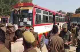 आगरा का पुलिस बल मथुरा और मैनपुरी में कराएगा चुनाव
