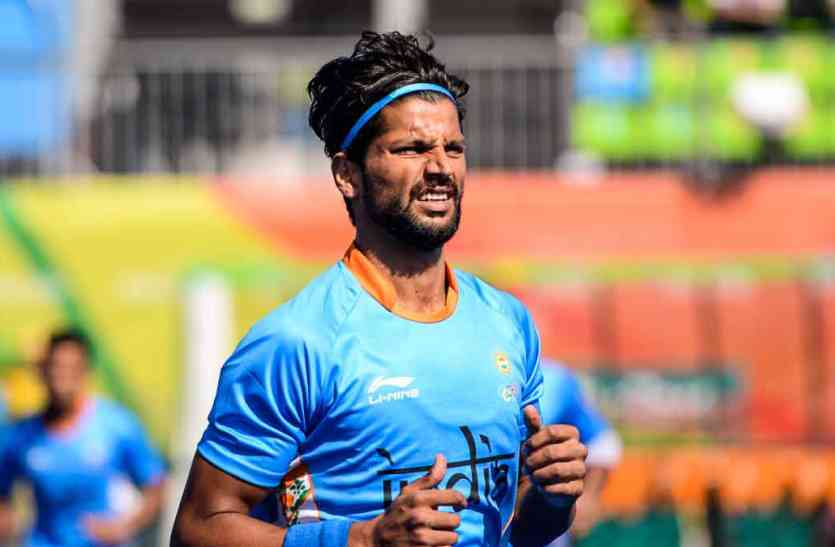 The India men's hockey team won its first Olympic medal against Germany