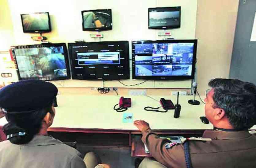 नागौर जिले के कुचेरा में लगेंगे वायरलैस सीसीटीवी कैमरे