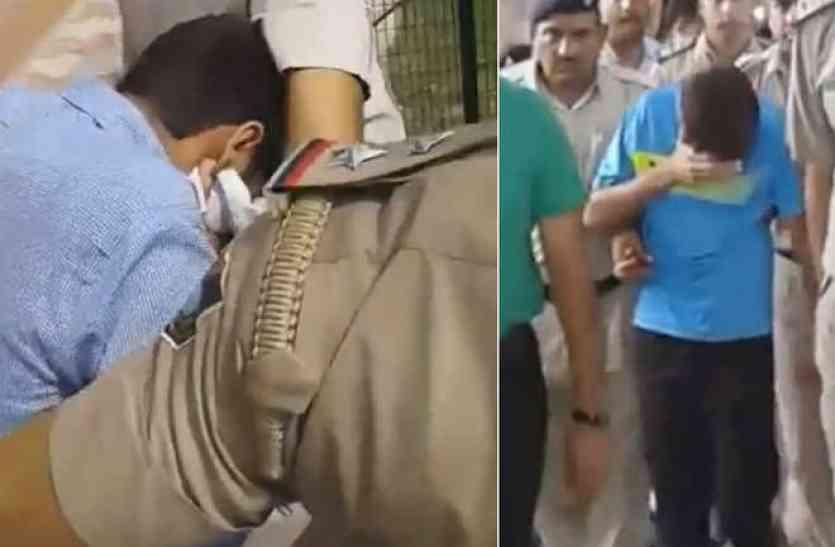 किशनगढ़ में किया था महिला का मर्डर, पुलिस ने चंडीगढ़ से पकड़े हत्यारे