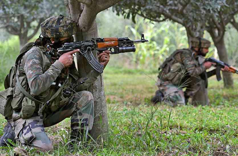 कश्मीर घाटी में सेना ने इतने आतंकियों को किया ढेर कि अब कब्रगाह में कम पड़ने लगी जगह