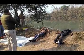 सीएम योगी के दावों की निकली हवा, बदमाशों ने गोली मारकर की दो युवकों की हत्या