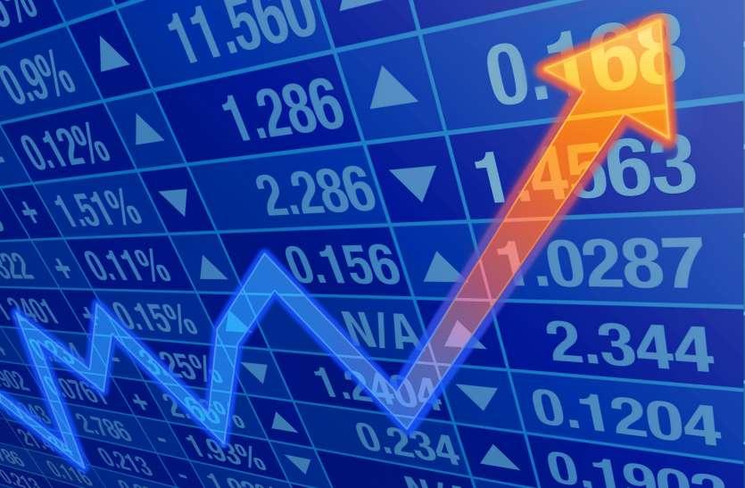 रुपए में मजबूती, बाजार में सुधार