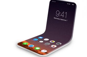 एपल लेकर आ रही फोल्ड होने वाला iPhone, देखिए ऐसा होगा