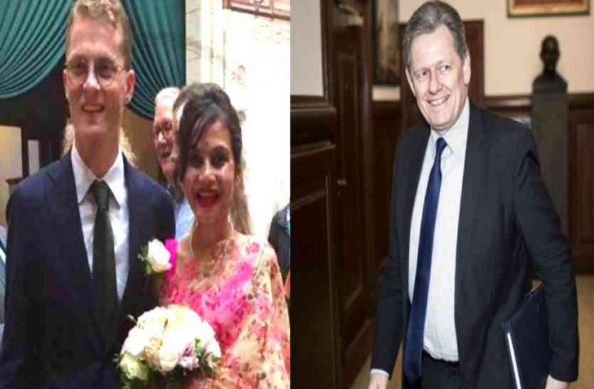 डेनमार्क के पूर्व उप प्रधानमंत्री लार्स बारफोड बनेंगे राजस्थान के बयार्इ जी, पाली की बेटी से हाेगा बेटे का विवाह