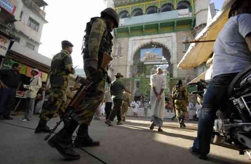 अपराधियों का पसंदीदा शहर बना अजमेर, PHQ की रिपोर्ट में आया ये शर्मनाक रिजल्ट