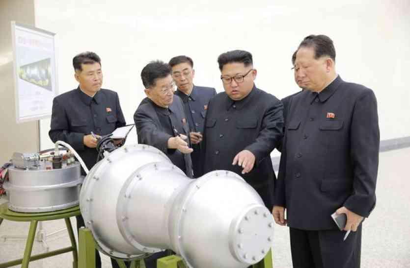 दुनिया को डराने के लिए नॉर्थ कोरिया का तानाशाह कर सकता है एक और मिसाइल परीक्षण