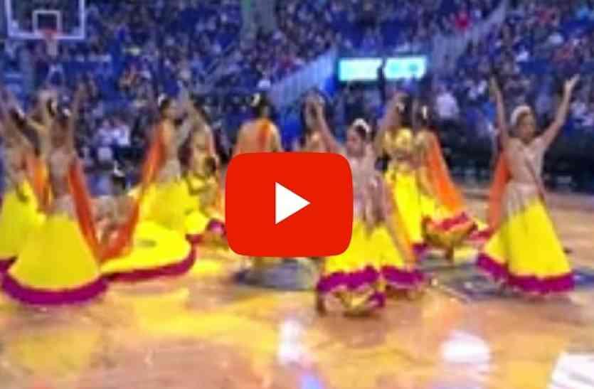 बाहुबली के गाने पर जमकर नाचे अमरीकी, वायरल हुआ वीडियो
