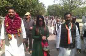 कानपुर की सिकंदरा सीट से ये होंगे कांग्रेस प्रत्याशी, कभी महिमा चौधरी ने किया था प्रचार