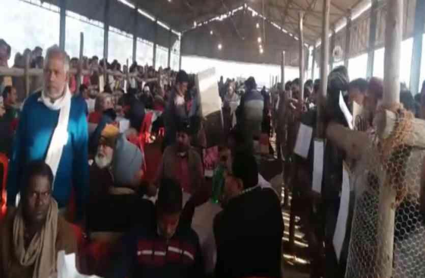 मतगणना लाइव: मतदान के बाद ताजपोशी की गिनती शुरू