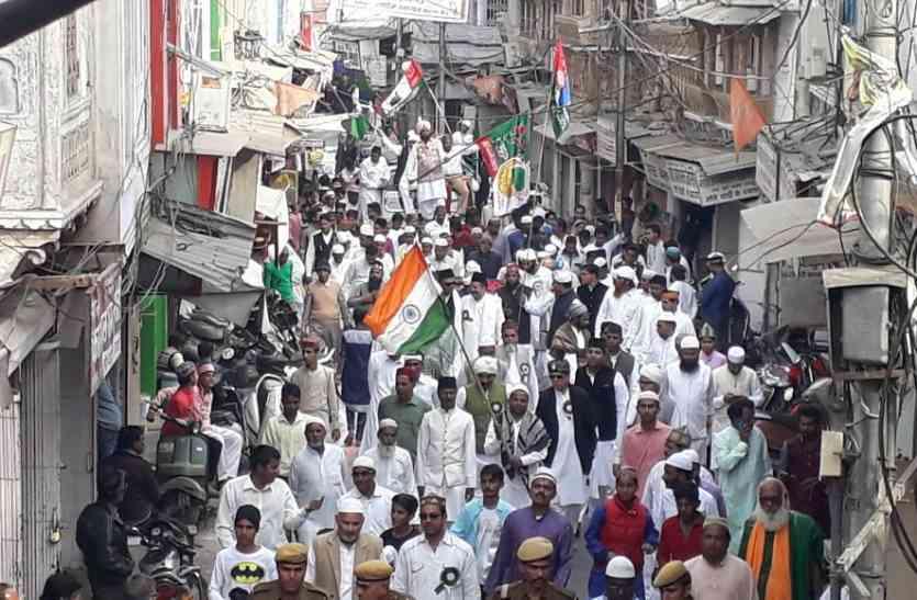 video : Eid Milad Un Nabi 2017:   ईद मिलादुन्नबी पर उदयपुर में निकला जुलूसे मोहम्मदी