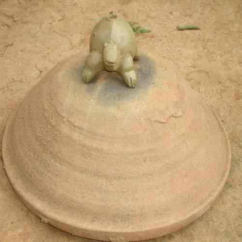 Image result for मिट्टी का बना कछुआ