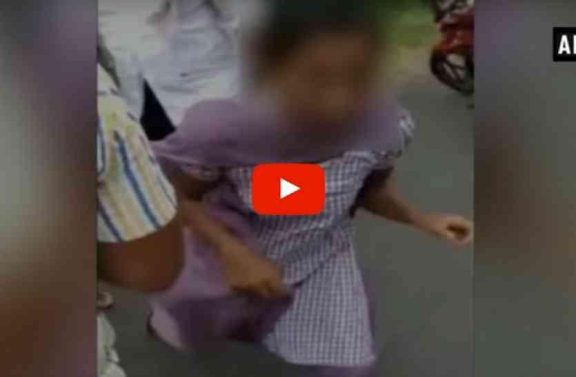 मनचलों ने सरेआम की लड़की से छेड़छाड़, Video वायरल होने के बाद 6 गिरफ्तार