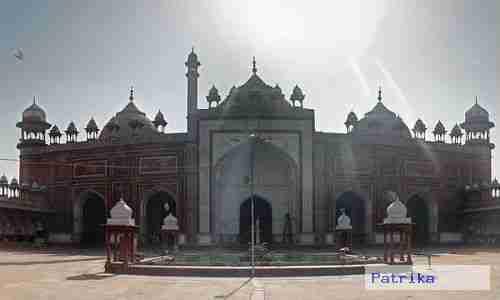 जामा मस्जिद आगरा