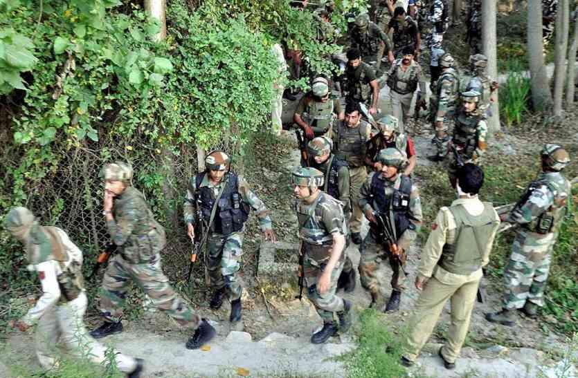 कश्मीर: अमरनाथ यात्रियों पर हुए हमले का सेना ने लिया बदला, 3 आतंकी ढेर