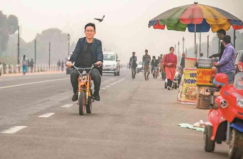 प्रदूषण की मार से अभी तक जूझ रहा NCR, अगले दो दिन होगी और मुश्किल
