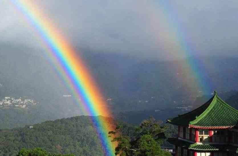 Video: ताइवान में 9 घंटे तक दिखा इंद्रधनुष, गिनीज बुक में दर्ज होगा रिकॉर्ड
