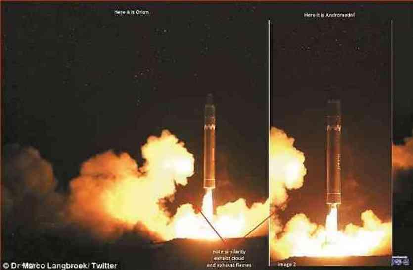 अमरीका के मिसाइल डिफेंस सिस्टम और उत्तर कोरिया के परीक्षण के दावों पर सवालिया निशान