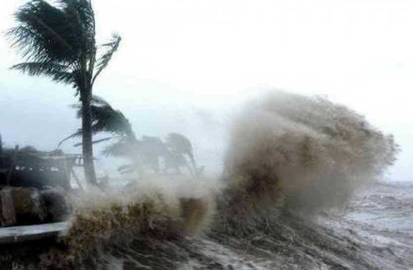 गुजरात में आफत तो दिल्ली में राहत लाएगा ओखी तूफान