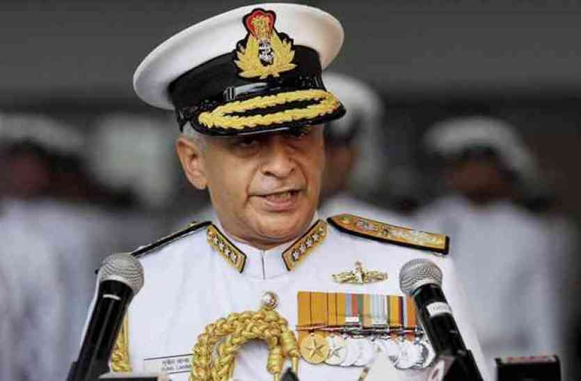 शहीदों के बलिदान को याद रखे सरकार, न करे बच्चों के फंड में कटौती: नौसेना प्रमुख