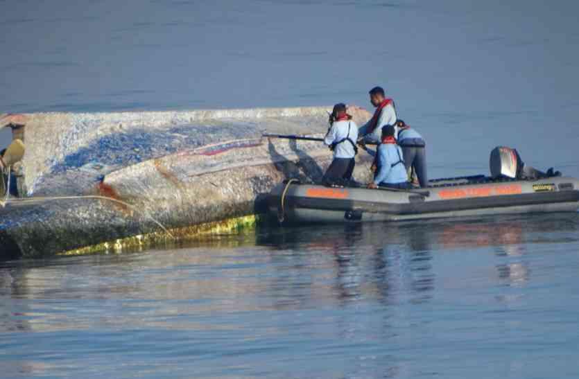 ओखी तूफान से प्रभावित 367 मछुआरों को बचाया