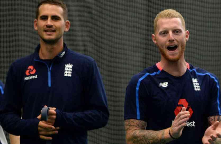 इंग्लैंड की वनडे टीम में स्टोक्स और हेल्स की वापसी
