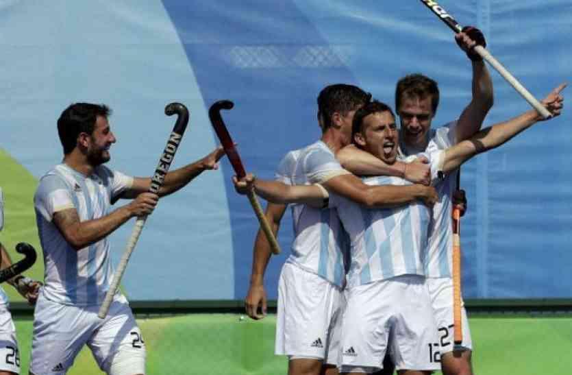 एचडब्ल्यूएल फाइनल्स: इंग्लैंड को हरा सेमीफाइनल में अर्जेन्टीना