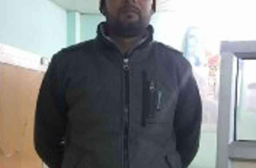 गाजियाबाद: NIA टीम पर हमला करने वाला आरोपी गिरफ्तार, आतंकी संगठन से संबंध के संकेत