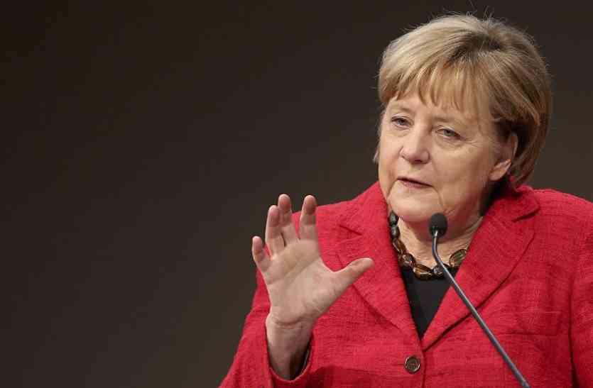 जर्मनी येरुशलम पर ट्रंप के निर्णय का समर्थन नहीं करता : मर्केल