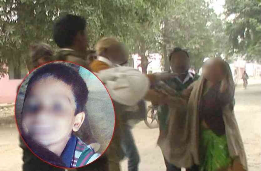अपहरण के बाद सात साल के मासूम बच्चे की हत्या