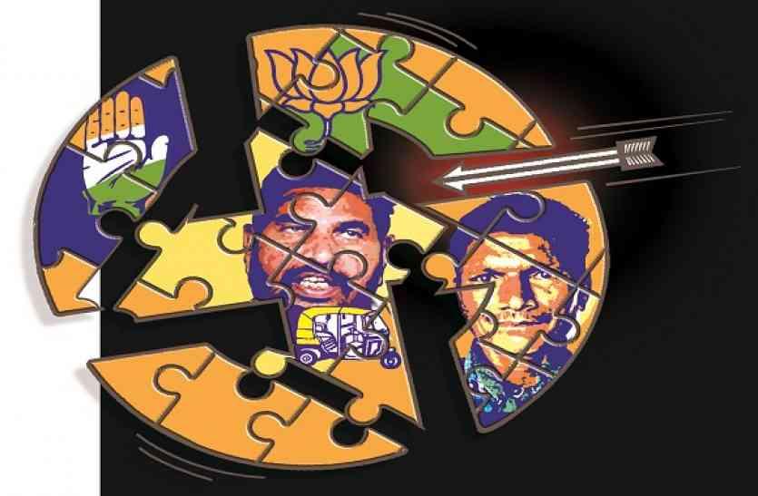 दक्षिण गुजरात में मुकाबला दिलचस्प: BJP को खोने का डर तो कांग्रेस भी पाने को लेकर नहीं निश्चिंत
